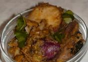 Undhiyu Or Undhiu - Mix Vegetable Subji