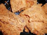 Unfried Chicken