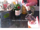 How To Rim A Mojito Glass With The Barmaid
