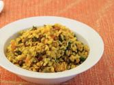 Urad Dal With Spinach