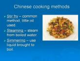 Learn The Art Of Chinese Cooking - Part 7 - Cutting And Marinating