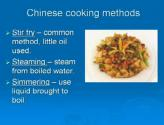 Learn The Art Of Chinese Cooking - Part 6 - Ingredients