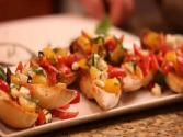 Ask Chef Tony - How To Make Quick Easy Appetizers For A Special Date, V