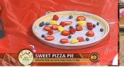Valentine&#039;s Day Sweet Pizza Pie