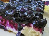 Gluten Free Blueberry Delight