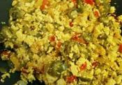 Vegan Breakfast Tofu Scramble