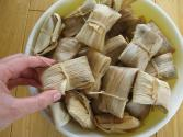 Vegan Tamales