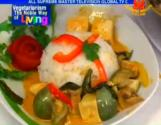 Spicy Hot Vegan Thai Red Curry With Tofu And Eggplant - Part 2: Preparation