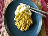 Vegetarian Curry Lentil Stew