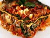 Organic Veggie Lasagna