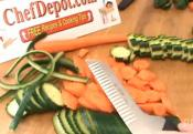 Vegetable Decoration Knife – For Admirable Presentation