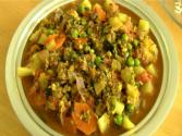 Pan Asian: Vegetable Kurma (south India)