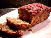 Thursday's Wild Beef N Vegetable Loaf
