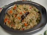 Vegetable Pulao (pulav Rice)