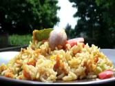 Vegetable Rice Pilaf