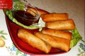 Vegetable Spring Rolls