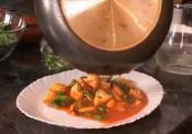 Stir Fried Vegetables In Hot Garlic Sauce