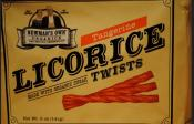 Vegetarian And Vegan Product Review - Newman's Own Organic Licorice
