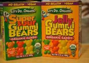 Vegetarian Vegan Product Review - Let's Do Organic Gummi Bears