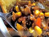 Vegetarian Chili: Soulful And Full Of Flavor
