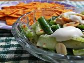 Vegetarians Delight - Creamy Vegetable Salad