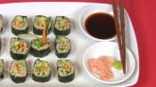 Vegetarian Nori Rolls