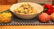 Vegetarian Cold Potato Salad