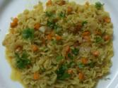 Maggi With Stir Fried Vegetables