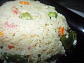 Semolina Upma With Veggies