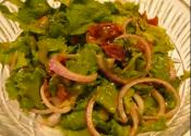 Great Aunt Jean's Style Wilted Lettuce Salad