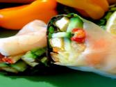 Vietnamese Rolls - Fresh Spring Rolls 