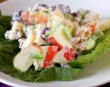 Spiced Waldorf Salad