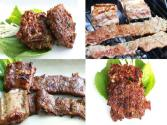 How To Make Authentic Galbi: Wang Galbi, The King Of Galbi & Its Royal Cousin, Ddukgalbi, Korean Bbq