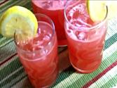 Watermelon Lemonade Spritzer