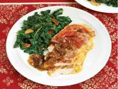 Wegmans Chicken Saltimbocca 