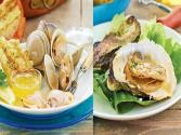 Wegmans Grilled Clams And Oysters