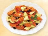 Wegmans Roasted Carrot, Apple And Cherry Salad