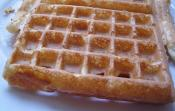 Wheat Germ Waffles
