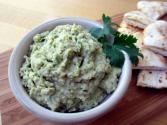 White Bean Dip With Pistachio And Cilantro