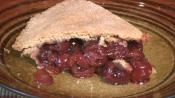 Fresh & Wholesome Cherry Pie