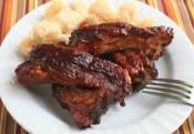 Winter Baked Bbq Baby Back Ribs