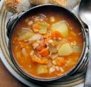Wintry Vegetable Soup