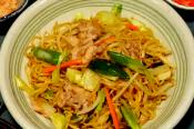Festive Feast Yakisoba Noodles