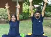 Yoga - Bhastrika With Arms Movement