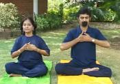 Yoga - Chest Breathing