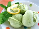 Yogurt Avocado Sherbet