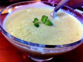 Persian Ash-e-mast - Yogurt Soup