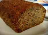Spiced Zucchini Bread Using Graham Bread