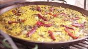 Zombies And Diamonds Vegetarian Paella