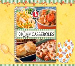 101 Cozy Casseroles Cookbook